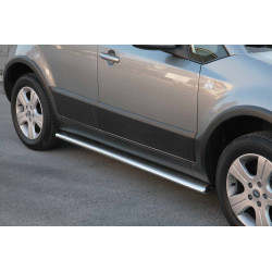 Boční ochrana oválná FIAT Sedici  -Misutonida TPSO/193