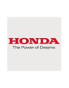 Misutonida predné rámy a nášľapy pre vozidlá Honda