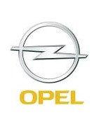 Misutonida predné rámy a nášľapy pre vozidlá Opel Zafira