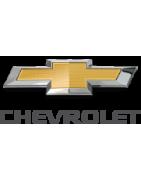 Misutonida predné rámy a nášľapy pre vozidlá Chevrolet