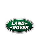 Misutonida predné rámy a nášľapy pre vozidlá Land Rover Evoque