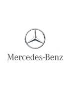 Misutonida predné rámy a nášľapy pre vozidlá Mercedes-Benz
