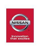 Misutonida predné rámy a nášľapy pre vozidlá Nissan Terrano