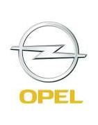 Misutonida predné rámy a nášľapy pre vozidlá Opel