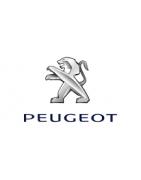 Misutonida predné rámy a nášľapy pre vozidlá Peugeot
