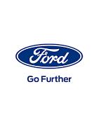 Misutonida predné rámy a nášľapy pre vozidlá  2009 - 2011 Ford Ranger Double Cab