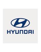 Misutonida predné rámy a nášľapy pre vozidlá  Hyundai Galloper 2.5 TD 1998 - 2001