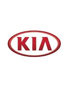 Misutonida predné rámy a nášľapy pre vozidlá  2008 - 2010 Kia Sportage