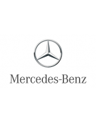 Misutonida predné rámy a nášľapy pre vozidlá  Mercedes X Class 2017-
